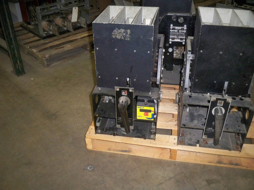 DMP-25 Federal Noark 600A MO/DO LSIG Air Circuit Breaker
