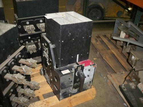 DMB-25 Federal Noark 600A MO/DO LI Air Circuit Breaker