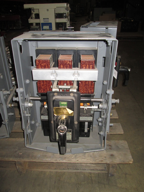 AK-1-25 GE 600A MO/DO LSI Air Circuit Breaker