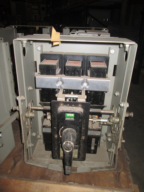 AK-1-25-6 GE 600A MO/DO LSI Air Circuit Breaker