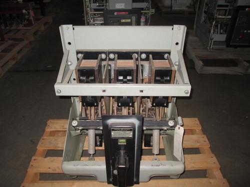 AK-1-50-3 GE 1600A MO/FM LSI Air Circuit Breaker