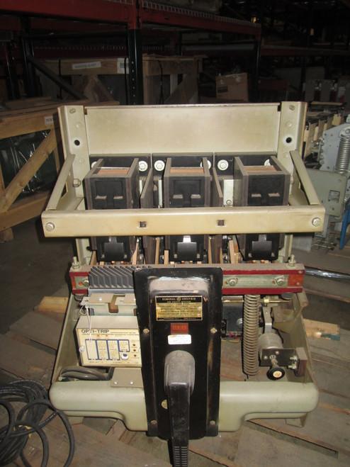 AK-1-50-8 GE 1600A MO/FM LSI Air Circuit Breaker