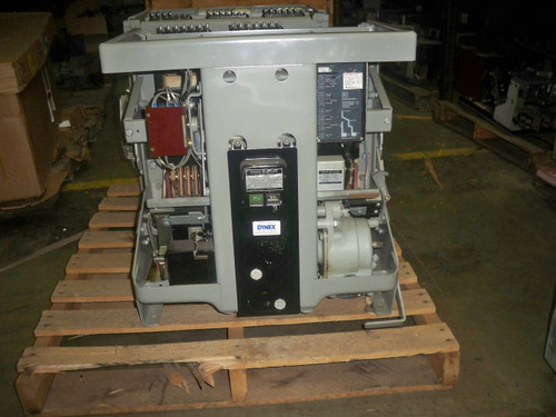 AK-1-75-1  GE 3000A EO/DO LSIG Air Circuit Breaker