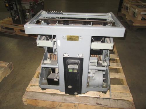 AK-1-75-1 GE 3000A EO/DO LSI Air Circuit Breaker