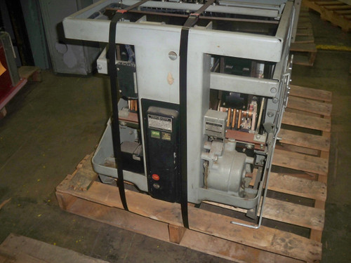AK-1-75-2 GE 3000A EO/DO LI Air Circuit Breaker