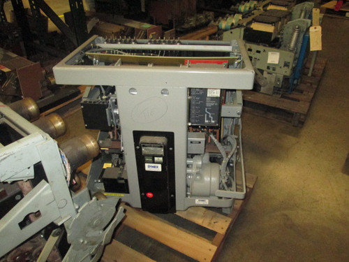 AK-1-75-3 GE 3000A EO/DO LSIG Air Circuit Breaker