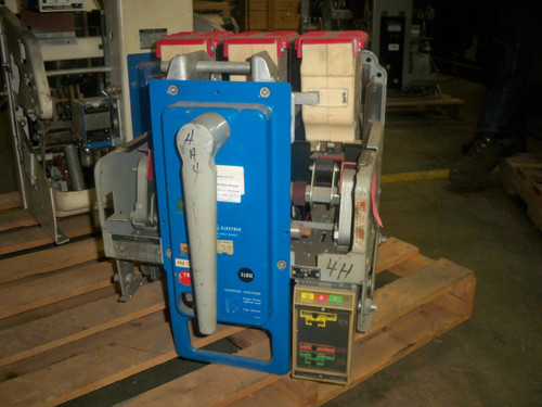 AKR-5A-50H GE 1600A MO/DO LIG Air Circuit Breaker