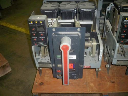AKR-7A-50 GE 1600A MO/DO LSIG Air Circuit Breaker