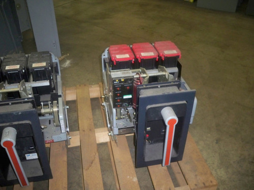 AKR-7D-50H GE 1600A MO/DO LSI Air Circuit Breaker