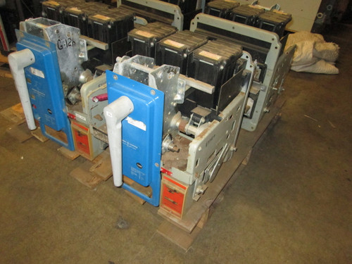 AKR-4A-30-1 GE 800A MO/DO LI Air Circuit Breaker