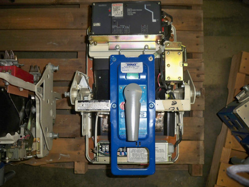 AK-2A-25-1 GE 600A MO/DO LI Air Circuit Breaker