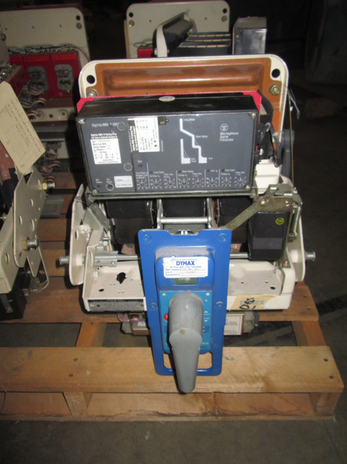AK-2A-25-1 GE 600A MO/DO LSIG Air Circuit Breaker