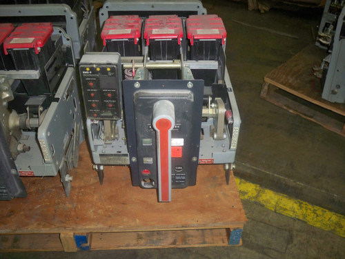 AKR-7A-30H GE 800A MO/DO LSG Air Circuit Breaker