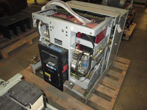 AKR-10D-75 GE 3200A EO/DO LSG Air Circuit Breaker W/Cell