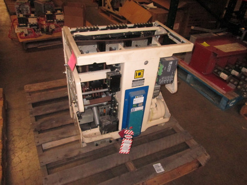 AK-2A-75-1 GE 3000A EO/DO LSIG Air Circuit Breaker