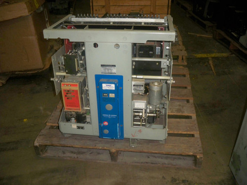 AKR-4C-75 GE 3200A EO/DO LI Air Circuit Breaker