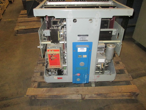 AKR-4C-75 GE 3200A EO/DO LS Air Circuit Breaker