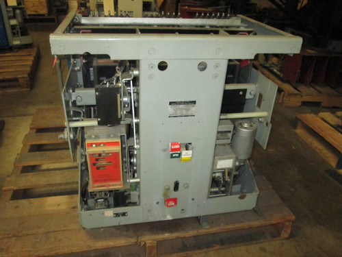 AKR-5C-75 GE 3200A EO/DO LS Air Circuit Breaker