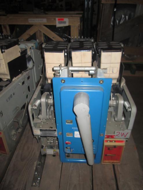 AKRU-4A-30 GE 800A MO/DO 1000A Fuses LI Air Circuit Breaker
