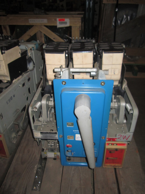 AKRU-4A-30 GE 800A MO/DO 1000A Fuses LI Air Circuit Breaker