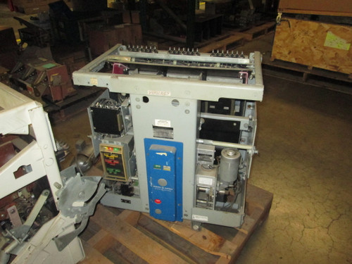 AKR-5C-75 GE 3200A EO/DO LSG Air Circuit Breaker