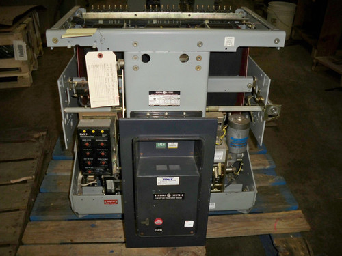 AKR-7D-75H GE 3200A EO/DO LSIG Air Circuit Breaker