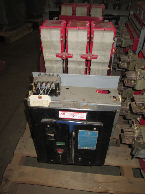 K-600 ITE Red 600A MO/DO LI Air Circuit Breaker
