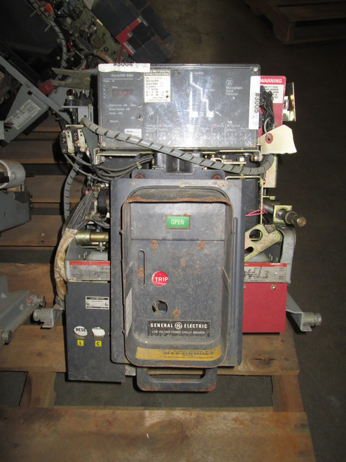 AKRU-7D-30S GE 800A EO/DO LSIG Air Circuit Breaker