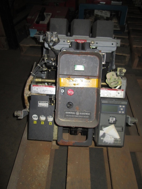 AKRU-7D-30S GE 800A EO/DO LI Air Circuit Breaker