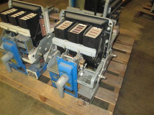 AKU-5A-25-M GE 600A MO/DO 1000A Fuses LSIG Air Circuit Breaker