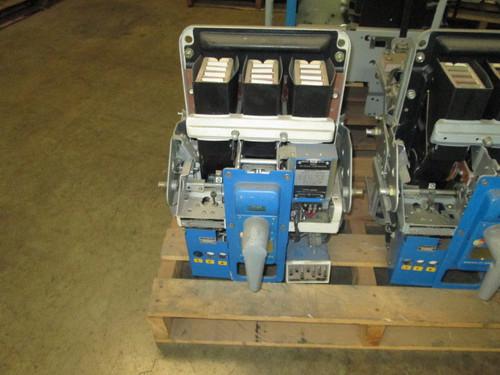 AKU-3A-25 GE 600A MO/DO 1000A Fuses LSIG Air Circuit Breaker