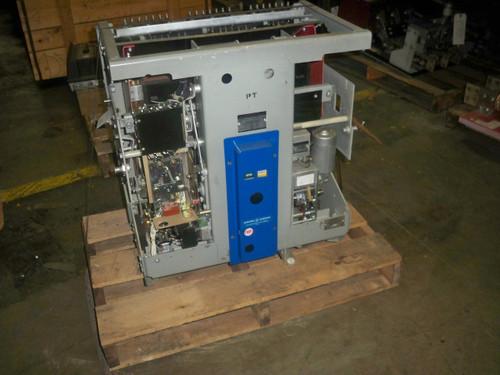 AKR-5A-75 GE 3000A EO/DO Air Circuit Breaker (No Trip Unit)
