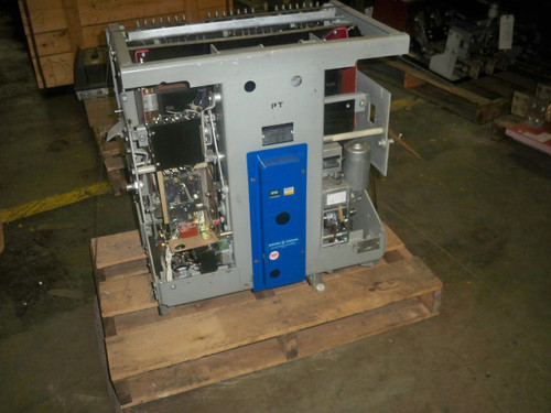 AKR-5A-75 GE 3000A EO/DO Air Circuit Breaker (No Trip Unit)