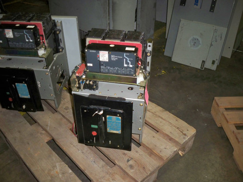 K-600 ITE Black 600A MO/FM LSIG Air Circuit breaker