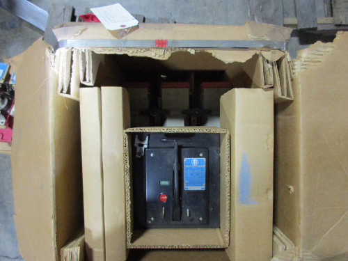 K-1600 ITE Red 1600A MO/DO LI New Surplus Air Circuit Breaker