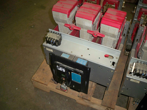 K-1600 ITE Red 1600A MO/FM LI Air Circuit Breaker