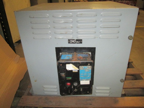K-1600 ITE Red 1600A EO/DO LI Air Circuit Breaker W/Cubicle