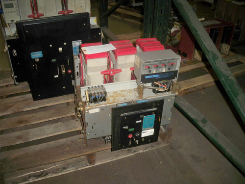 K-2000S ITE Red 2000A EO/DO LI Air Circuit Breaker