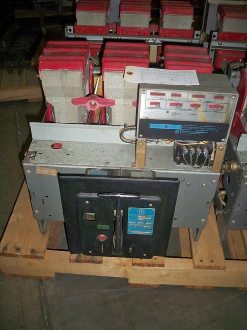 K-2000S ITE Red 2000A MO/DO LI Air Circuit Breaker