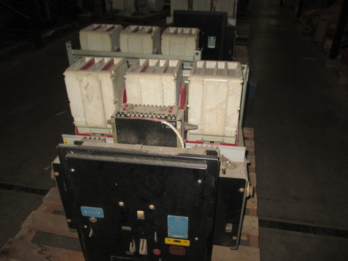 K-3000 ITE Red 3000A EO/DO LSI Air Circuit Breaker