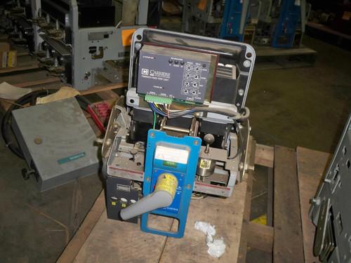 AKU-7A-25-1 GE 600A MO/DO 1200A Fuses LSIG Air Circuit Breaker
