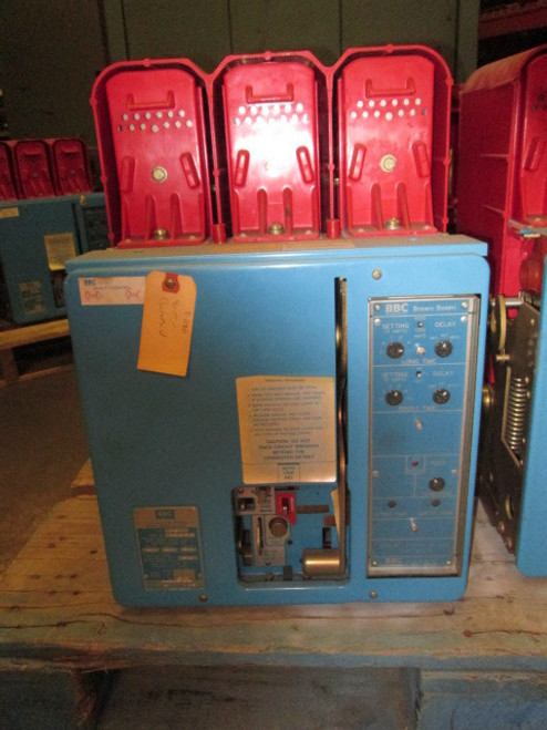 LK-20 BBC 2000A MO/DO LS Air Circuit Breaker