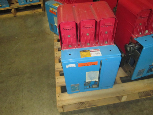 LK-20 BBC 2000A MO/DO Air Circuit Breaker (No Trip Unit)