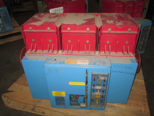LK-25 BBC 2500A MO/DO LSG Air Circuit Breaker