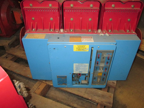 LK-25 BBC 2500A MO/DO LSIG Air Circuit Breaker