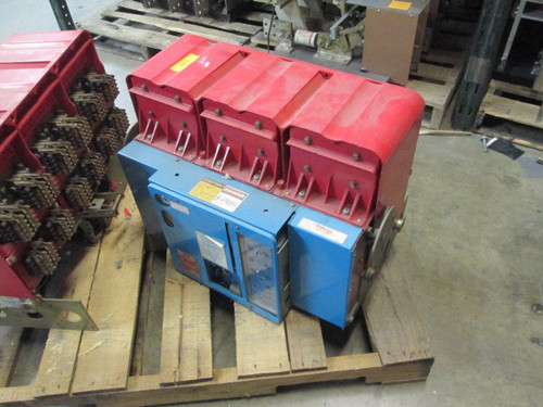 LK-42 BBC 4200A EO/DO LSG Air Circuit Breaker