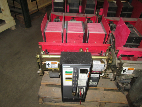RL-2000 Siemens 2000A MO/DO LSG Air Circuit Breaker