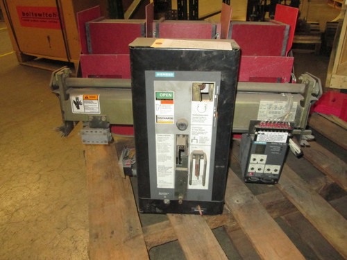 RL-4000 Siemens 4000A EO/DO LSG Air Circuit Breaker