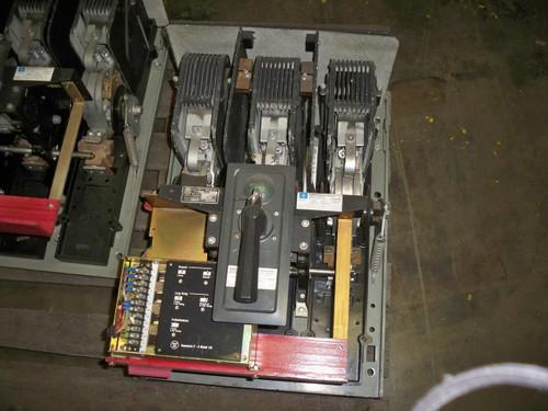 KC ITE 1600A MO/FM 800A Cont. Current LIG Air Circuit Breaker