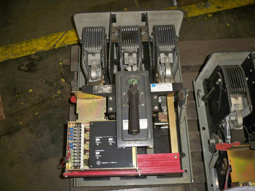 KC ITE 1600A MO/DO 800A Cont. Current LI Air Circuit Breaker